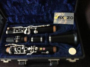 Sax en Zo Happy German Clarinet